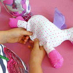 DIY Nähen mit Kindern