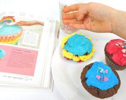 Dekoration für Cupcakes