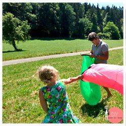 Tipps Ausflug ins Grüne mit Kindern & Spielideen