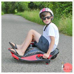 Anleitung Sommer Trend Elektrofahrzeuge für Kinder