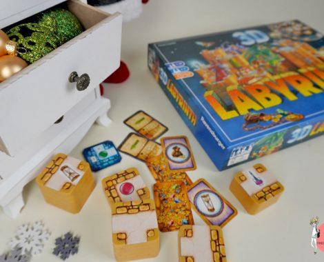 Spielsteine 3D Labyrinth von Ravensburger