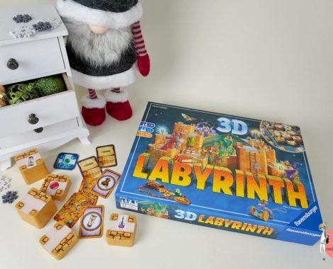 3D Labyrinth Spiel von Ravensburger für Kinder