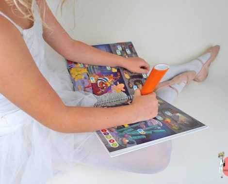 Interaktives Kinderbuch tiptoi Creative von Ravensburger im Bloggertest