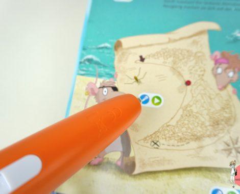 tiptoi creative Stift - so funktioniert es - Leseförderung für Kinder