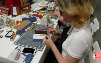 DIY Bloggerin Iris von Kinder-DIY-Trends beim Workshop