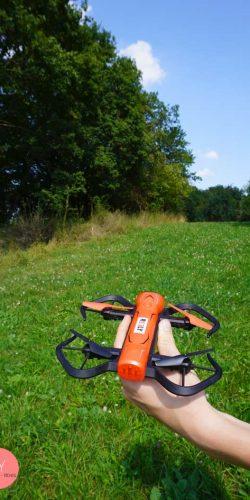 Kleine faltbare Drohne von Reely für Anfänger zum Fliegen