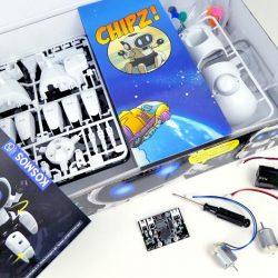 Experimentierkasten Roboter bauen für Kinder ab 8 Jahren