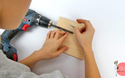 Aus Holz Designstücke bauen