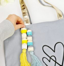 Shopper Tasche Upcycling