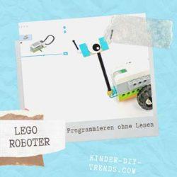 Anleitung Lego We Do 2.0 Roboter programmieren mit APP