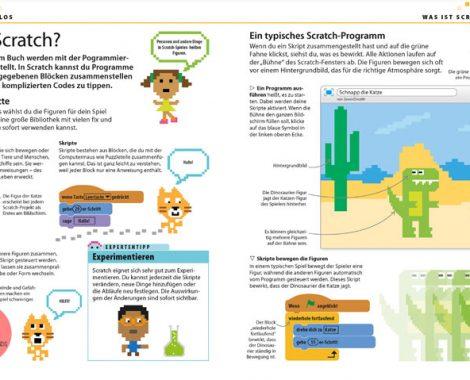 Blick ins Buch: Spielerisch programmieren lernen